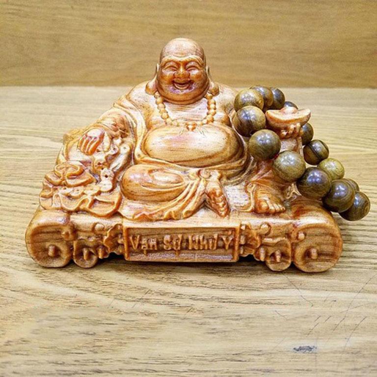 Tượng Phật Di Lặc để xe ô tô tại Đồng Nai và Bình Dương