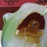 Dây treo xe hơi Phật Di Lặc