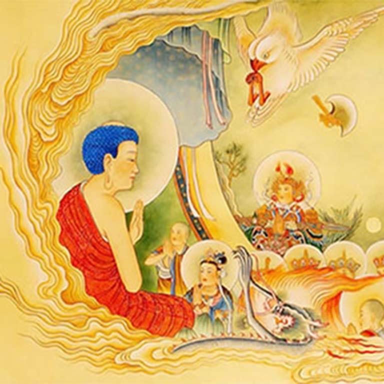 Phật A Di Đà là ai?