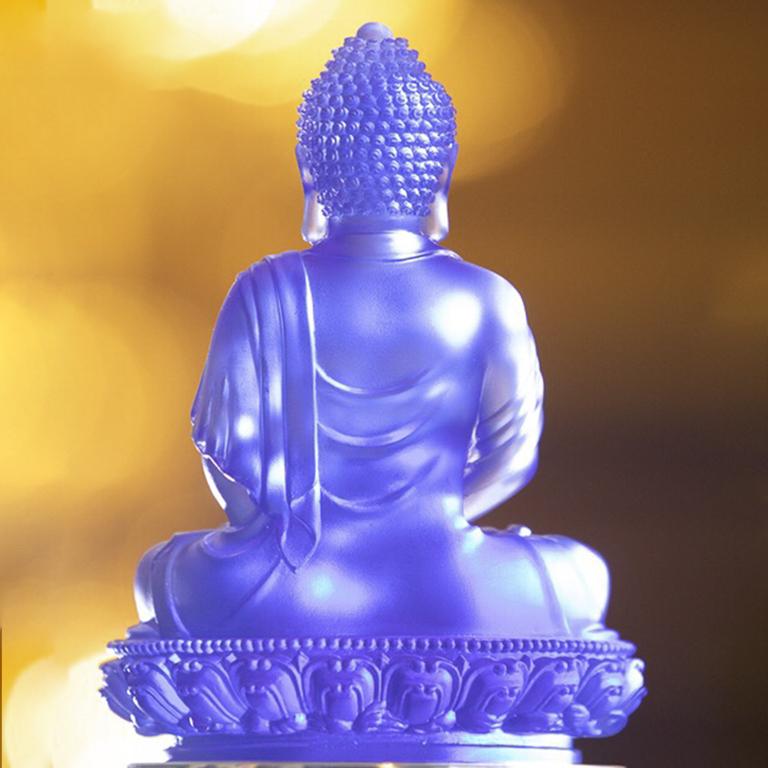 Tượng Phật A Di Đà để xe ô tô cao cấp