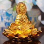 Tượng Phật Bà Quan Âm để xe ô tô đẹp