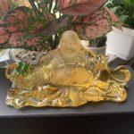 Tượng Phật Di Lặc, cóc thiềm chiêu tài để xe ô tô cao cấp