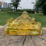 Tượng Phật Di Lặc để xe ô tô cao cấp