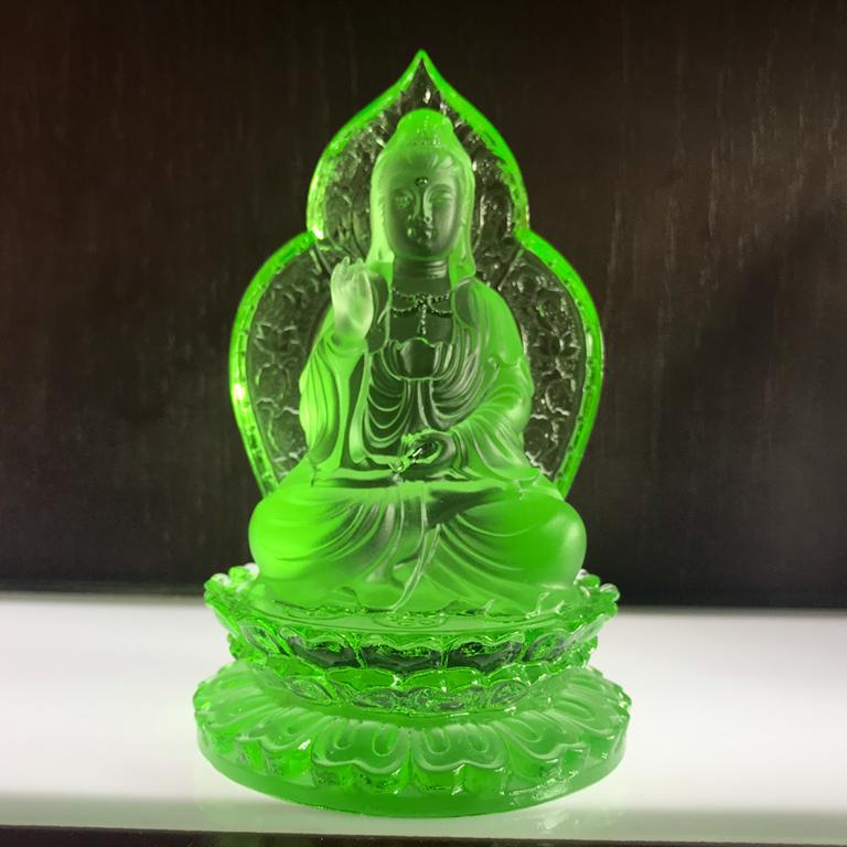 Tượng Phật Quan Âm Bồ Tát để xe đẹp và cao cấp