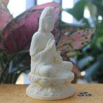 Tượng Phật Bà Quan Âm để xe ô tô bằng đá tại tp hcm