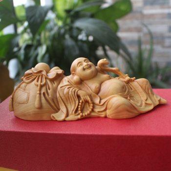 Tượng Phật Di Lặc để xe ô tô đẹp tại tp hồ chí minh