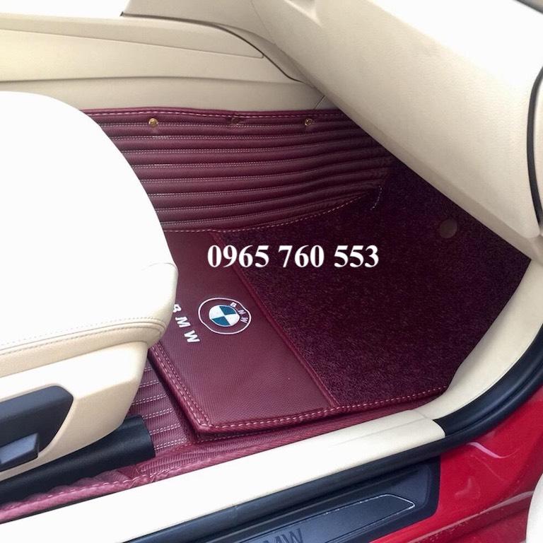 Thảm lót sàn ô tô BMW tại Đà Nẵng