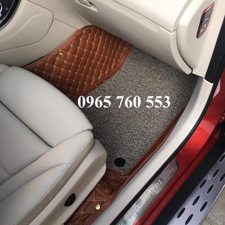 Thảm lót sàn xe ô tô Mercedes GLC 300