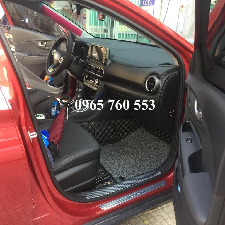 Thảm lót sàn xe ô tô Huyndai