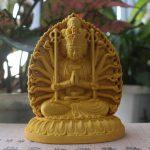 Tượng Phật Thiên Thủ Thiên Nhãn hai mặt đẹp