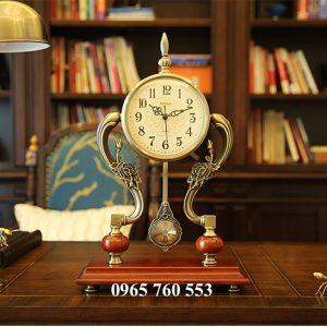 Đồng hồ để bàn làm việc mã DHDB - 001
