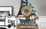 Mẫu đồng hồ thuyền buồm có nhiều màu sắc để quý khách chọn lựa