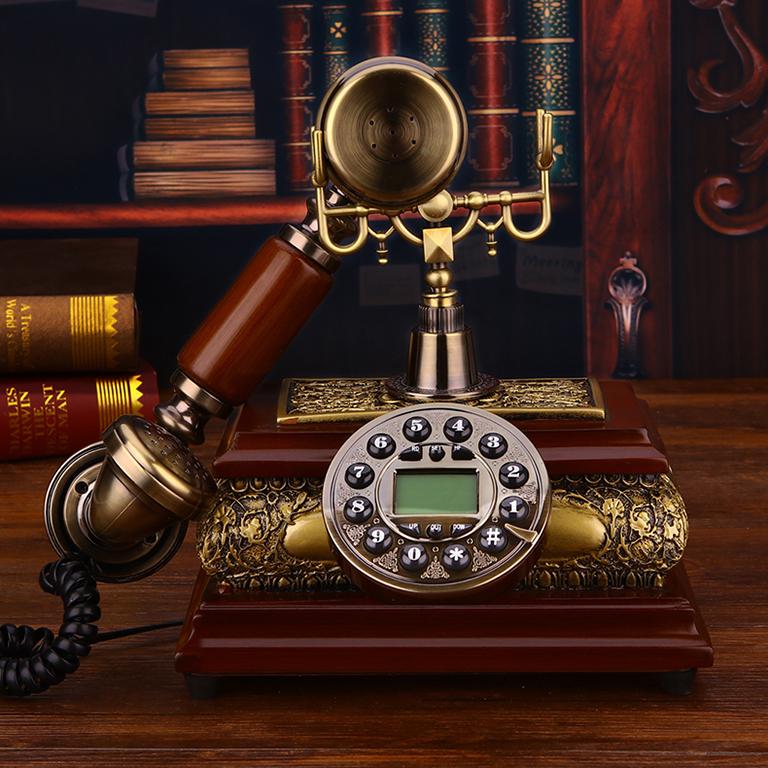 Mẫu điện thoại để bàn làm việc dùng khe sim