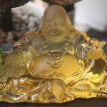 Tượng Phật Di Lặc, cóc thiềm để xe ô tô đẹp tại Hồ Chí Minh