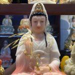 Chi tiết về mẫu tượng phật quan âm thờ cúng mã TPTC 005