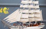 Thuyền buồm phong thuỷ cao cấp tại HN