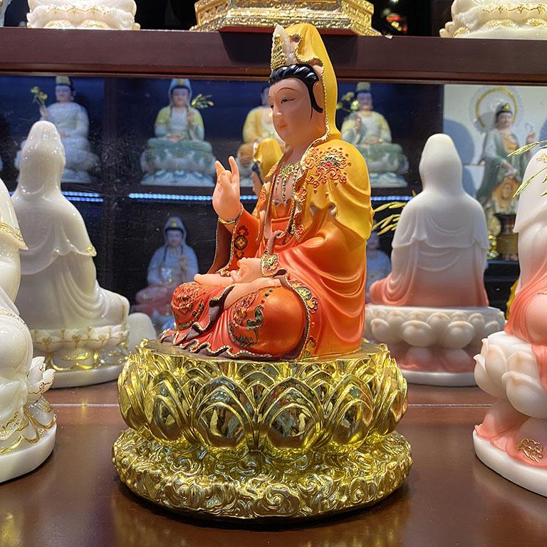 Tượng Phật Quan Âm cao 30 nhập khẩu từ Đài Loan