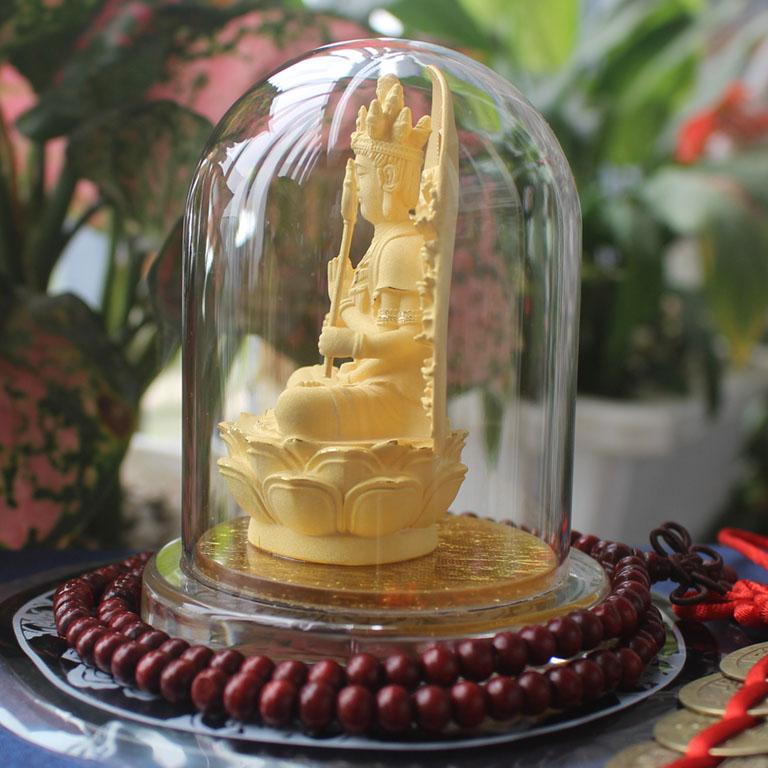 Tượng Thiên Thủ Thiên Nhãn bằng đá hợp tuổi tý
