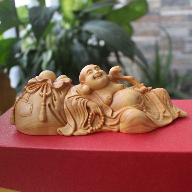 Tượng Phật Di Lặc để xe ô tô tại bắc ninh và bắc giang