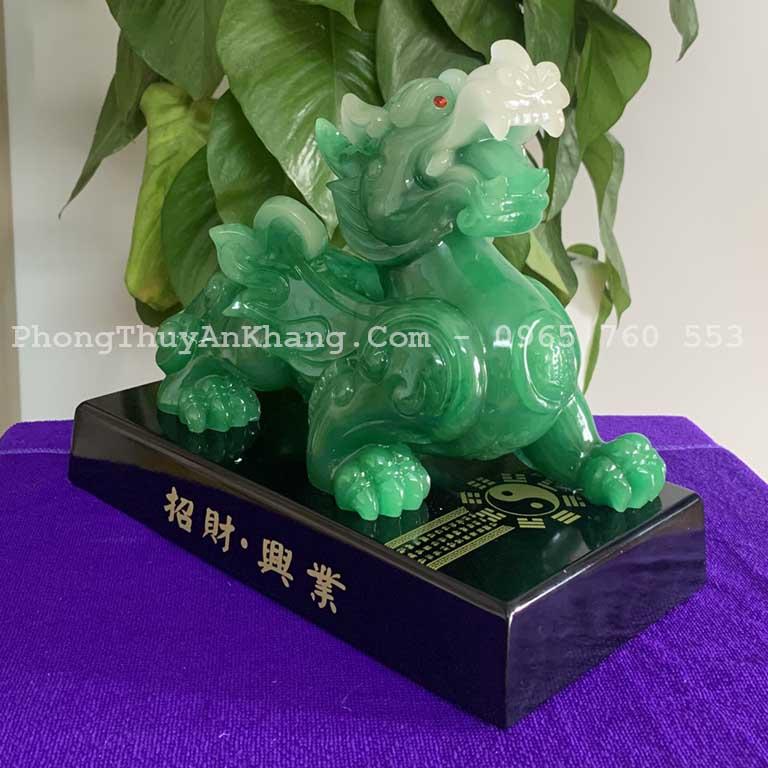 Tỳ hưu phong thuỷ bằng Ngọc tại tp Hồ Chí Minh