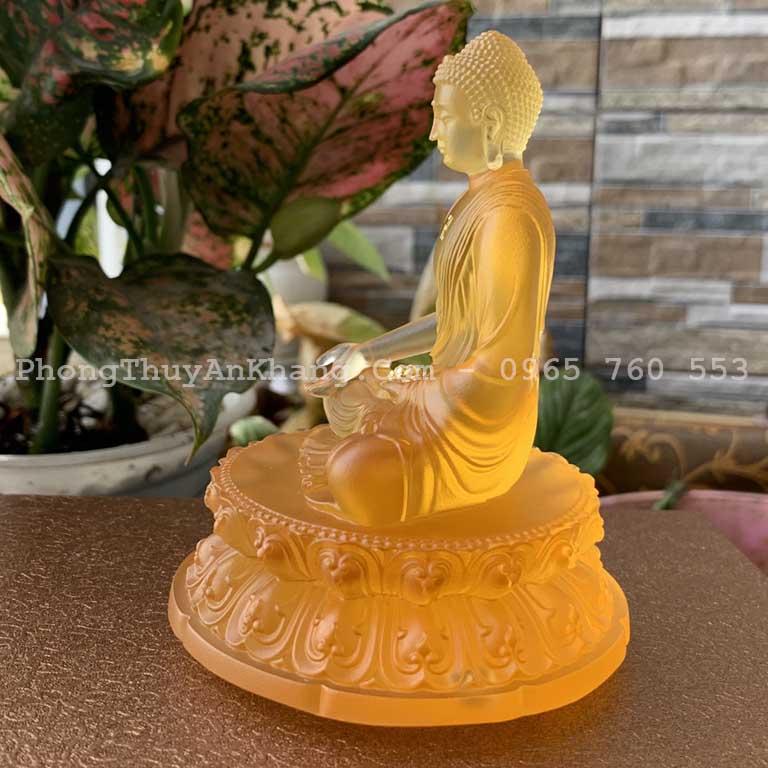 Tượng Phật A Di Đà được nhiều người tuổi Hợi, tuổi Tuất thỉnh về