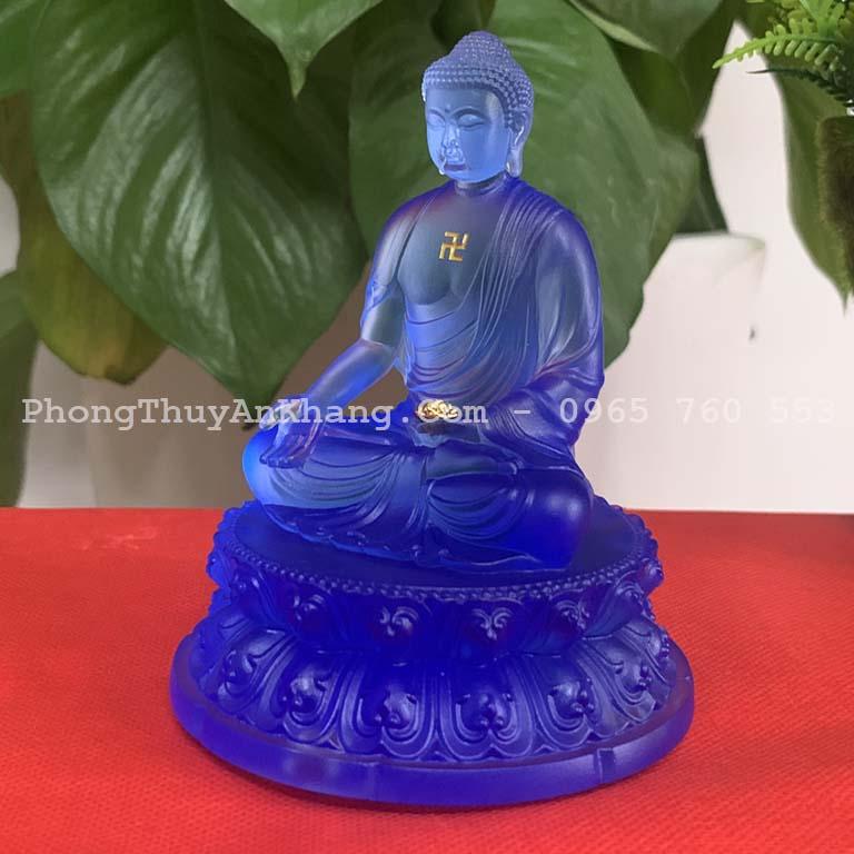 Tượng Phật A Di Đà để xe ô tô 5 chỗ