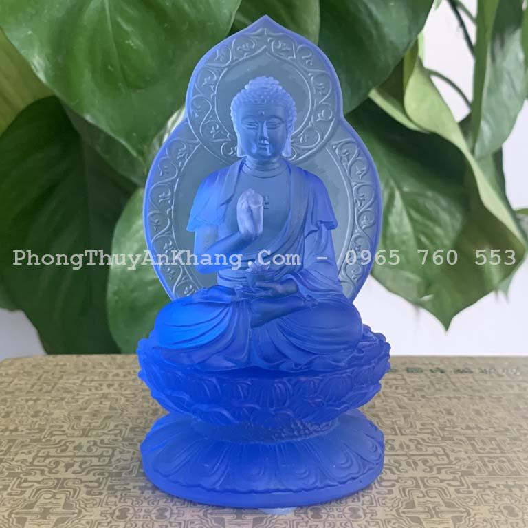 Tượng Phật Dược Sư để xe ô tô