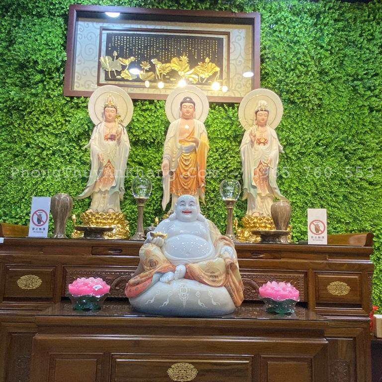 Cách sắp xếp, bày trí bàn thờ Phật tại nhà