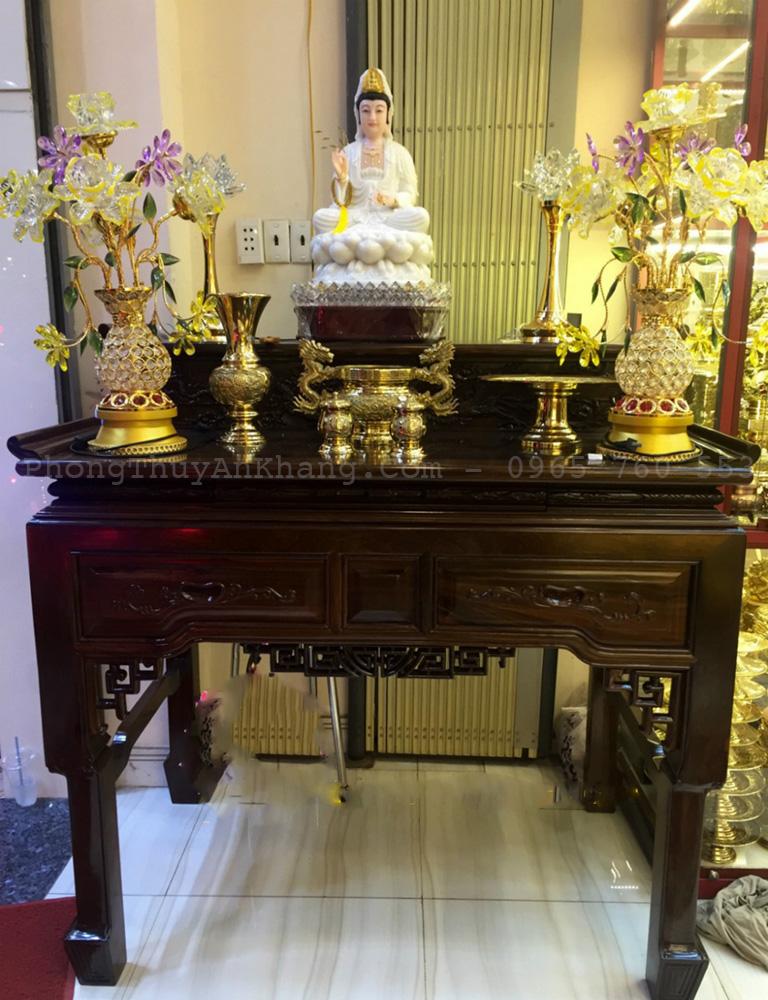Hướng lập bàn thờ Phật bà quan âm tại nhà