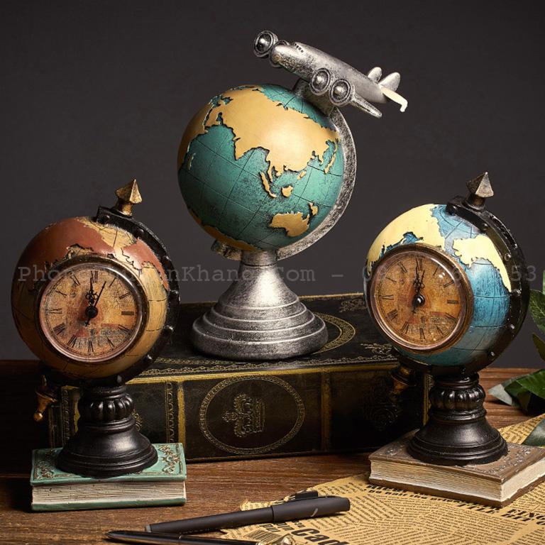 Mô hình quả địa cầu làm quà tặng để bàn làm việc