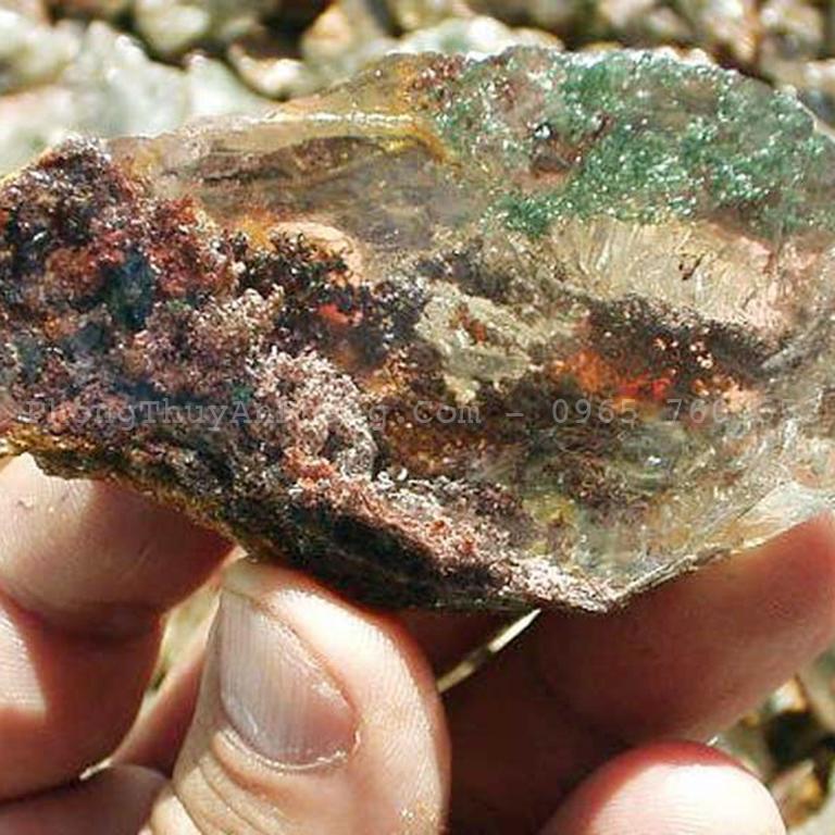 Tác dụng của đá thạch anh ưu linh