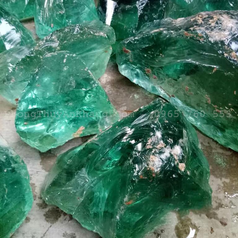 Tác dụng của đá thạch anh xanh