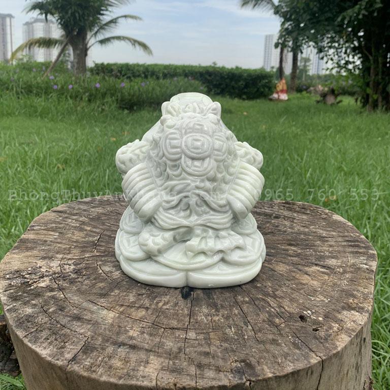 Cóc ngậm tiền bằng đá tự nhiên cao cấp tại Hà Nội và Tp Hồ Chí Minh