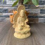 Tượng Phật Bà Quan Âm để xe ô tô