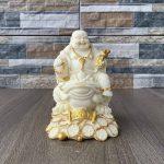 Tượng Phật Di Lặc Để xe ô tô