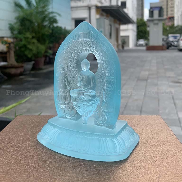 Tượng Phật để xe hơi cho mệnh thuỷ